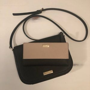 Kate Spade purse and wallet bundle